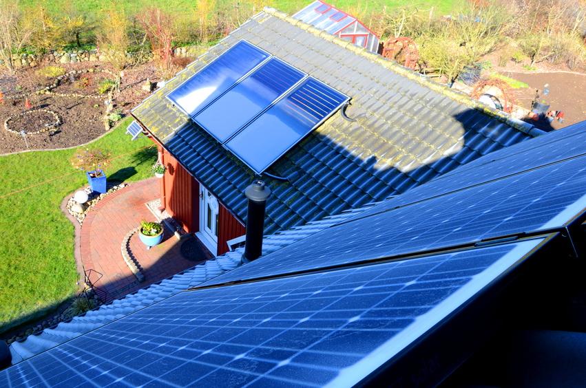 Solaranlage HDG Installationstechnik