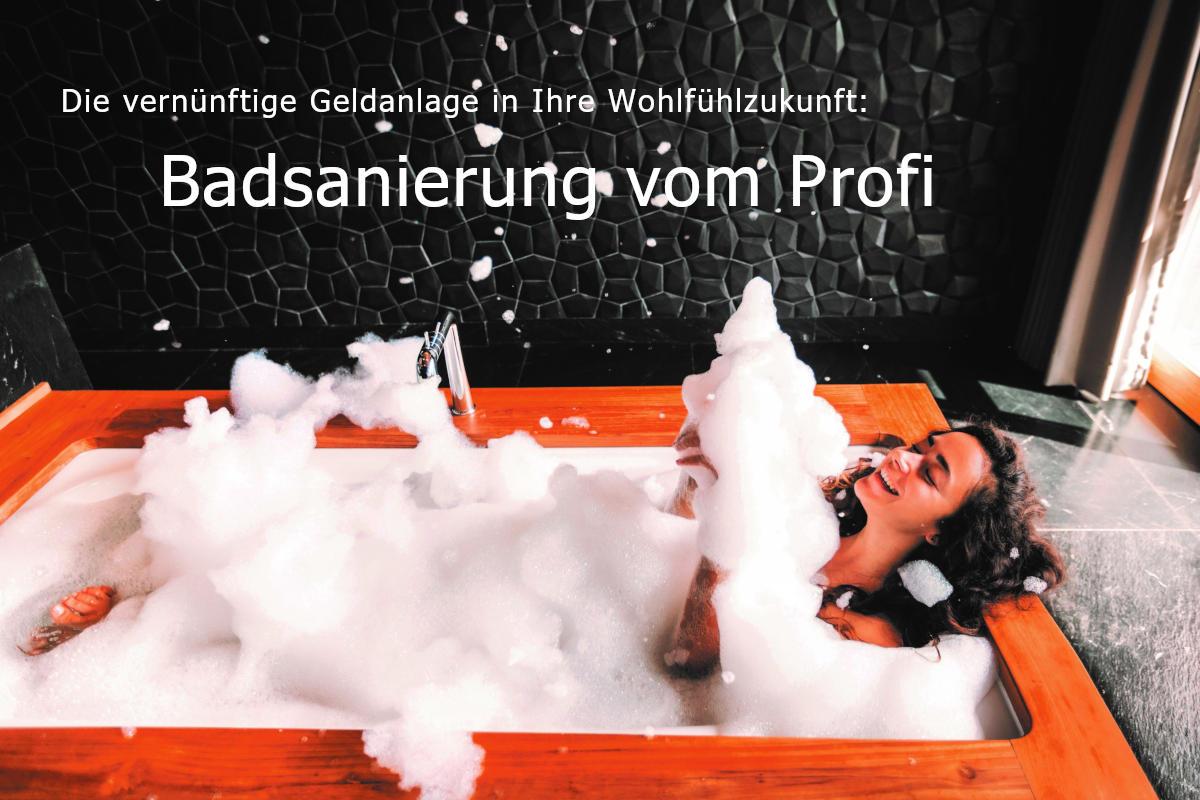 Badezimmersanierung von HDG